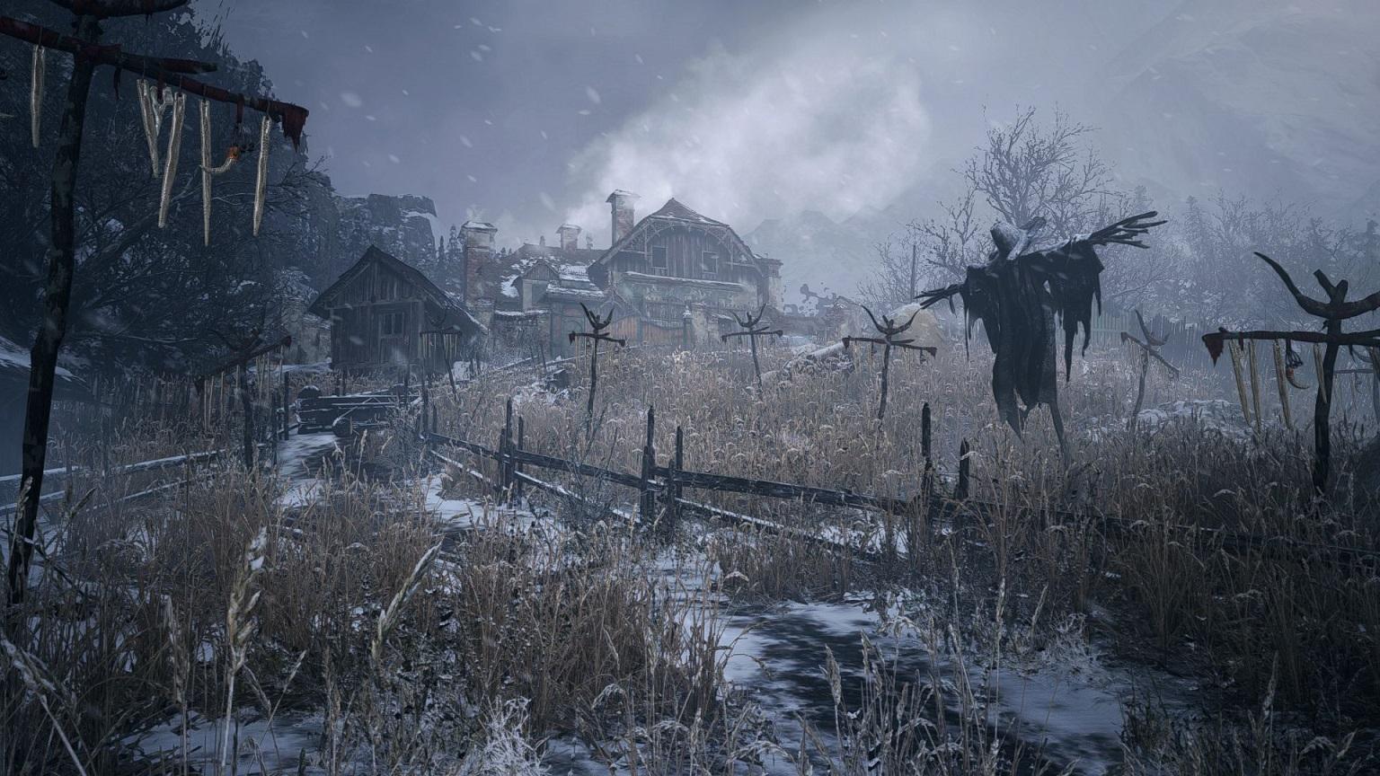 Появилось прохождение демоверсии Resident Evil Village