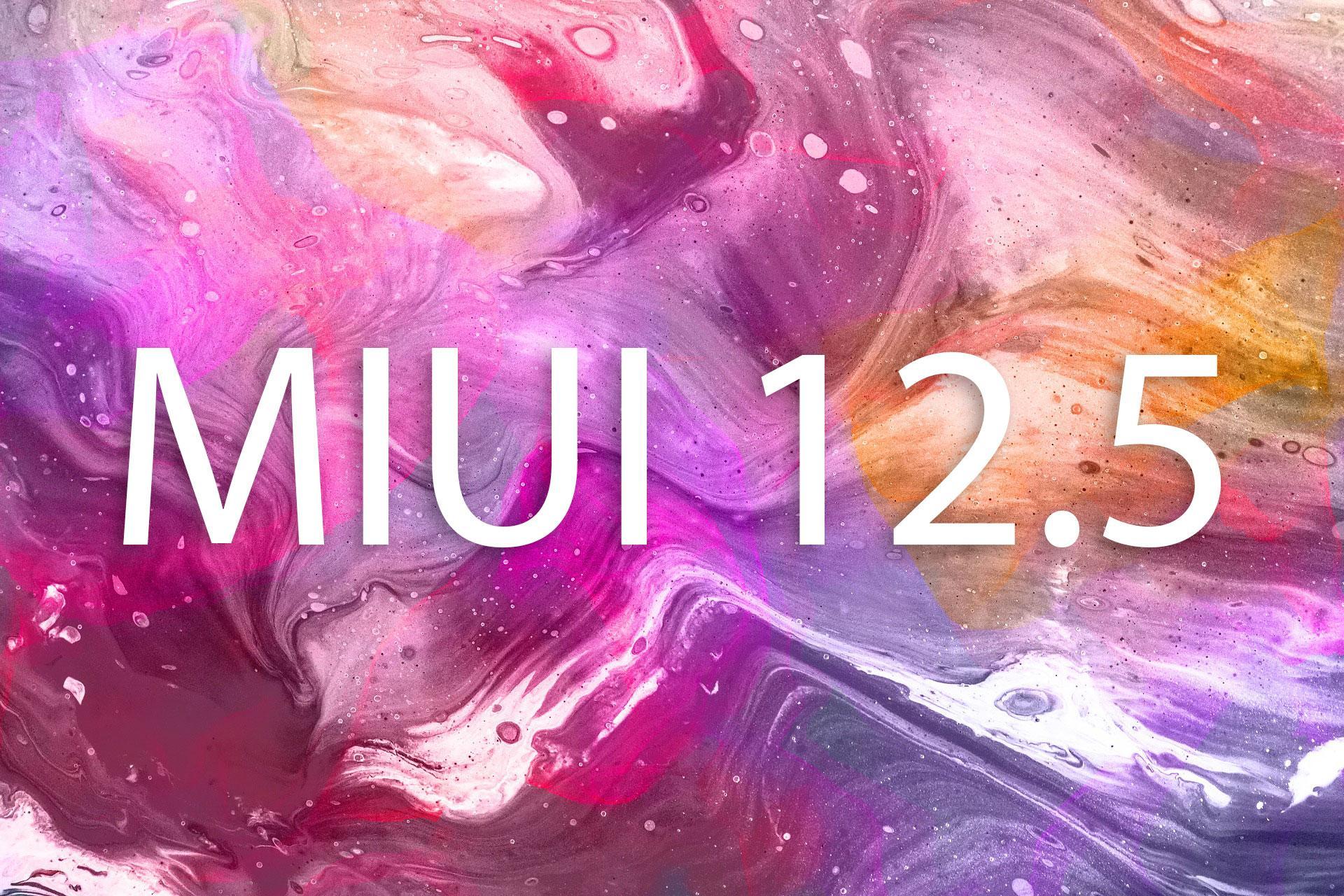 Стабильная MIUI 12.5 уже на7 смартфонах Xiaomi