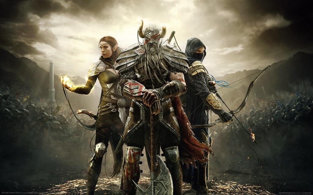 Стоитли играть вThe Elder Scrolls Online если вам нравятся Morrowind, Oblivion иSkyrim?