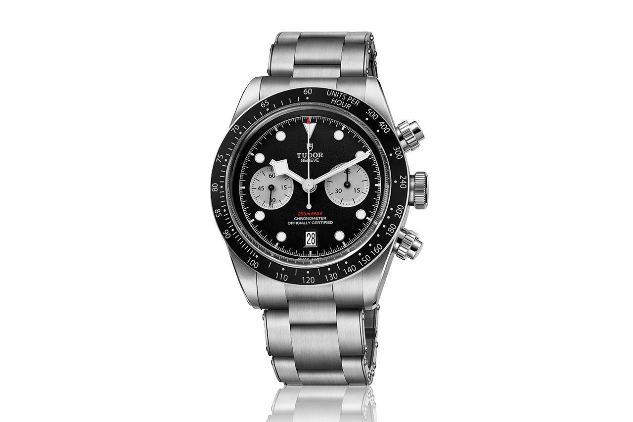 Tudor отмечает 50 лет своего первого хронографа парой новых моделей
