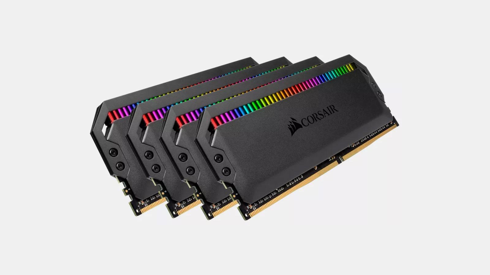 Corsair сообщает, что DDR5 память потребует продвинутого охлаждения