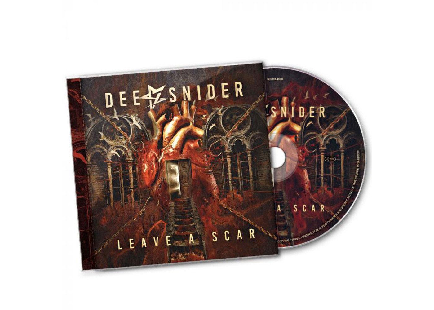 Dee Snider— «Leave ascar» 2021. Впечатления после первого прослушивания