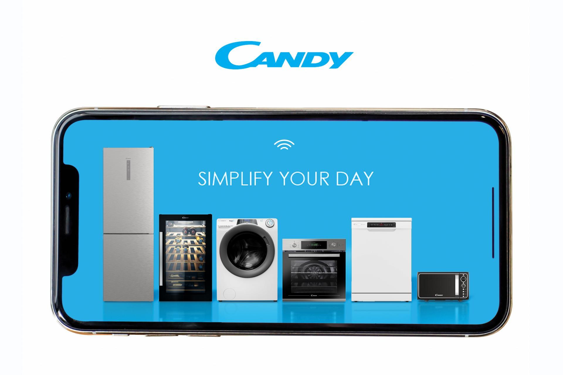 Миланская неделя дизайна2021: Candy представит умную концепцию«сфотографируй исделай»