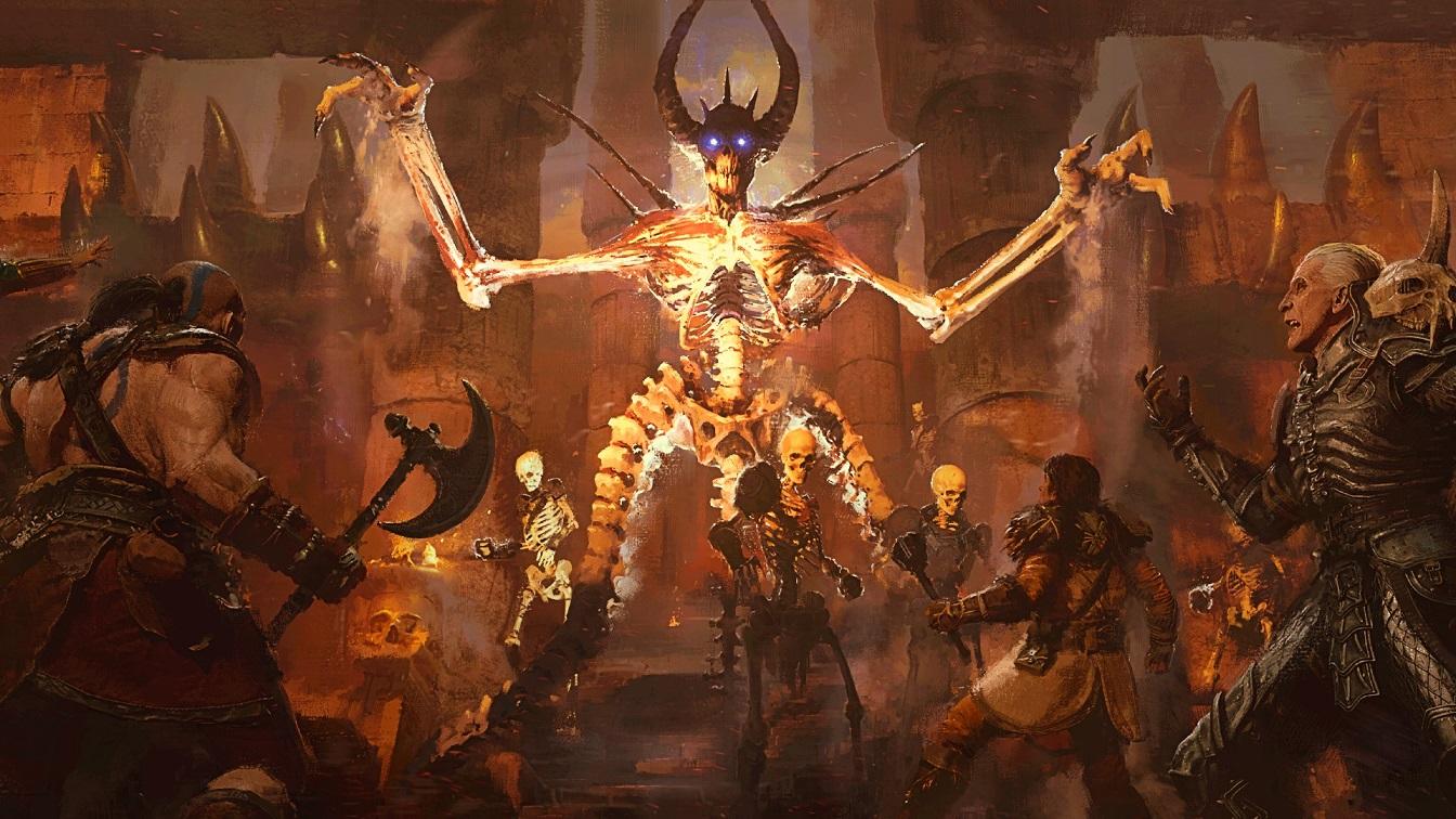 Примите участие в бесплатном бета-тестировании Diablo 2: Resurrected