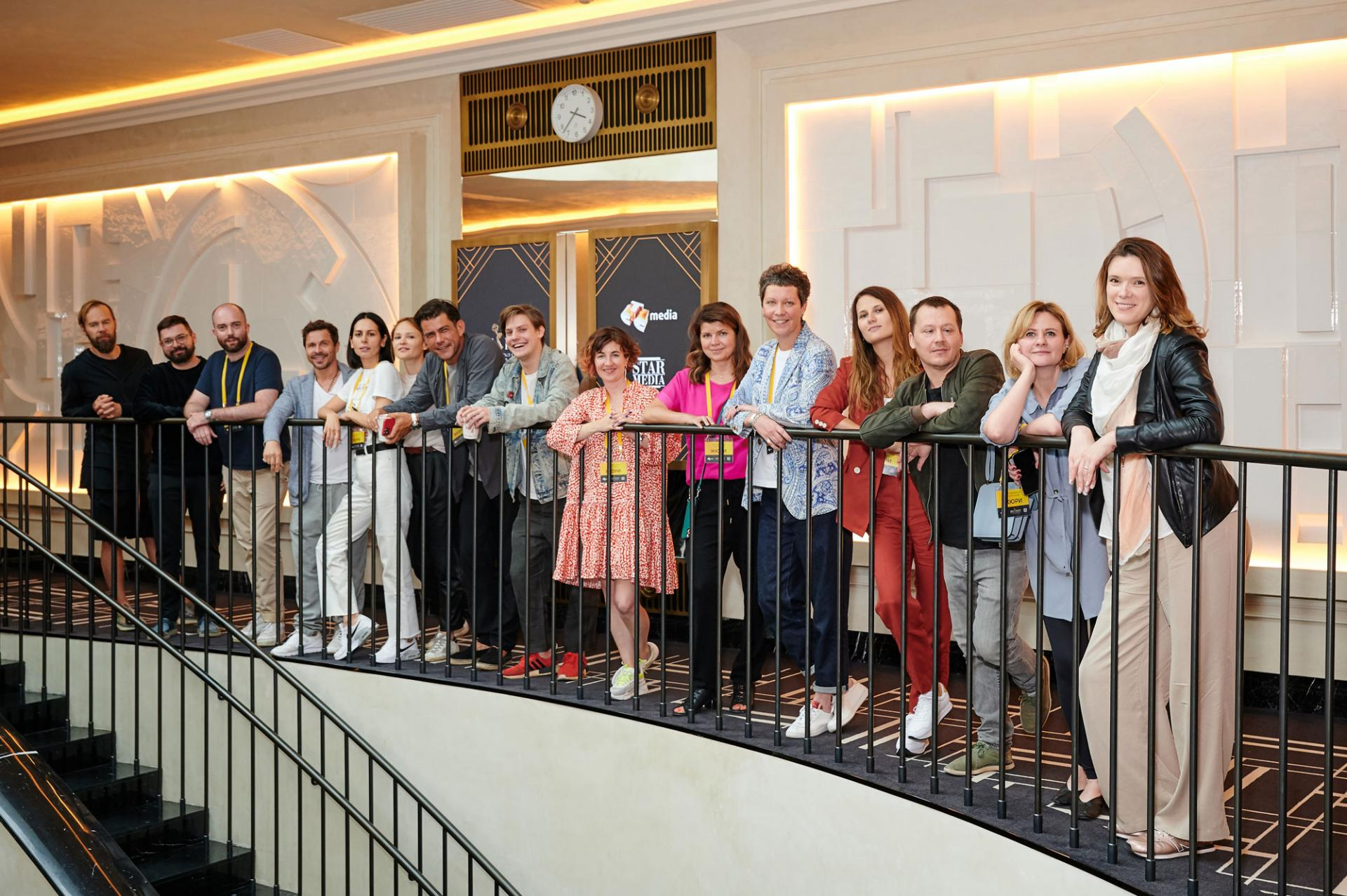 Российские деятели кино выбрали лучшие работы наполуфинале премии International Emmy Awards