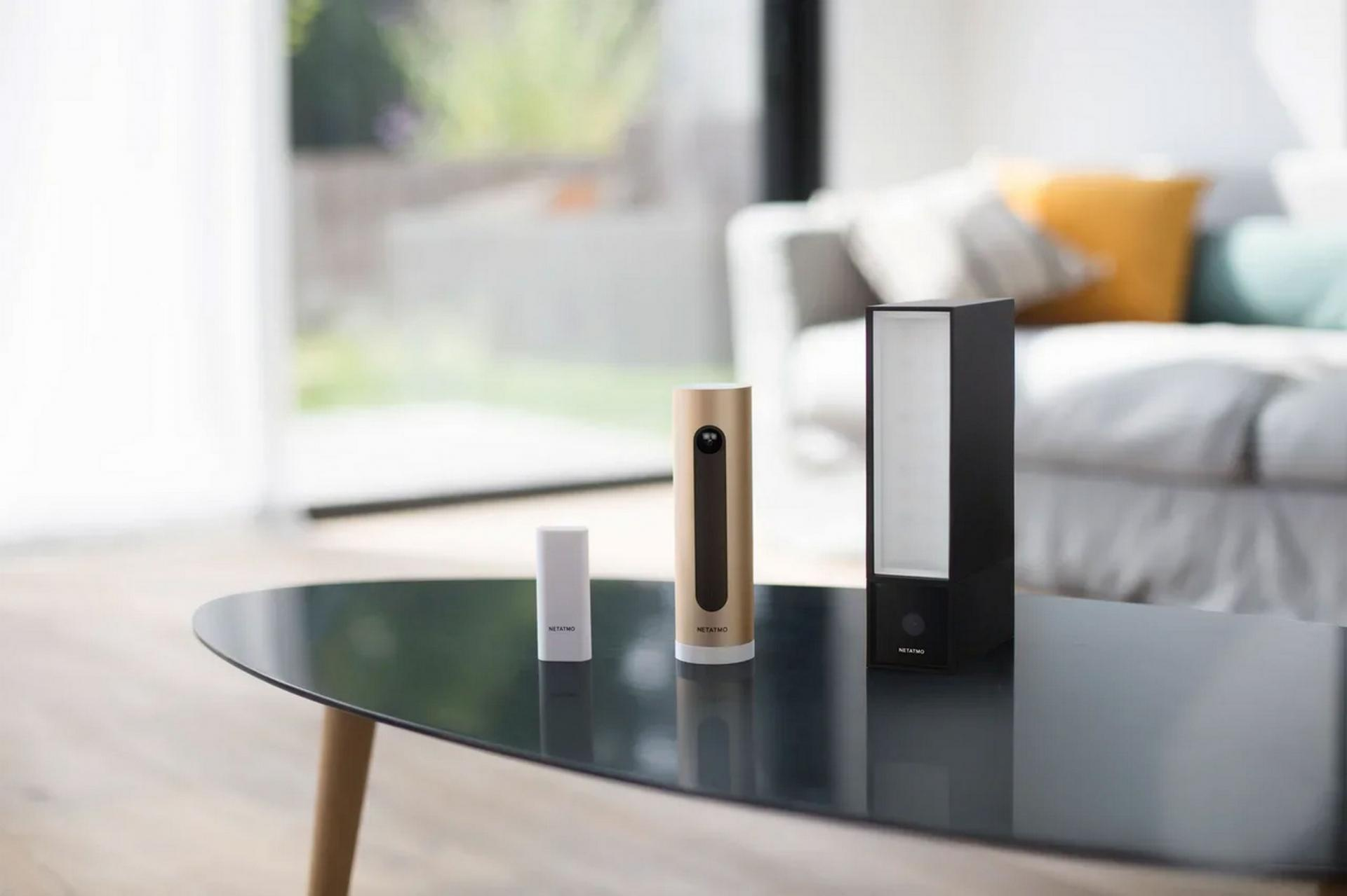 Группа Legrand представила обновлённую линейку IoT-устройств для дома под брендом Netatmo