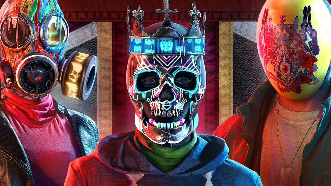 Хакер EMPRESS предлагает голосовать за следующую игру для взлома: Assassins Creed Valhalla или Watch Dogs Legion