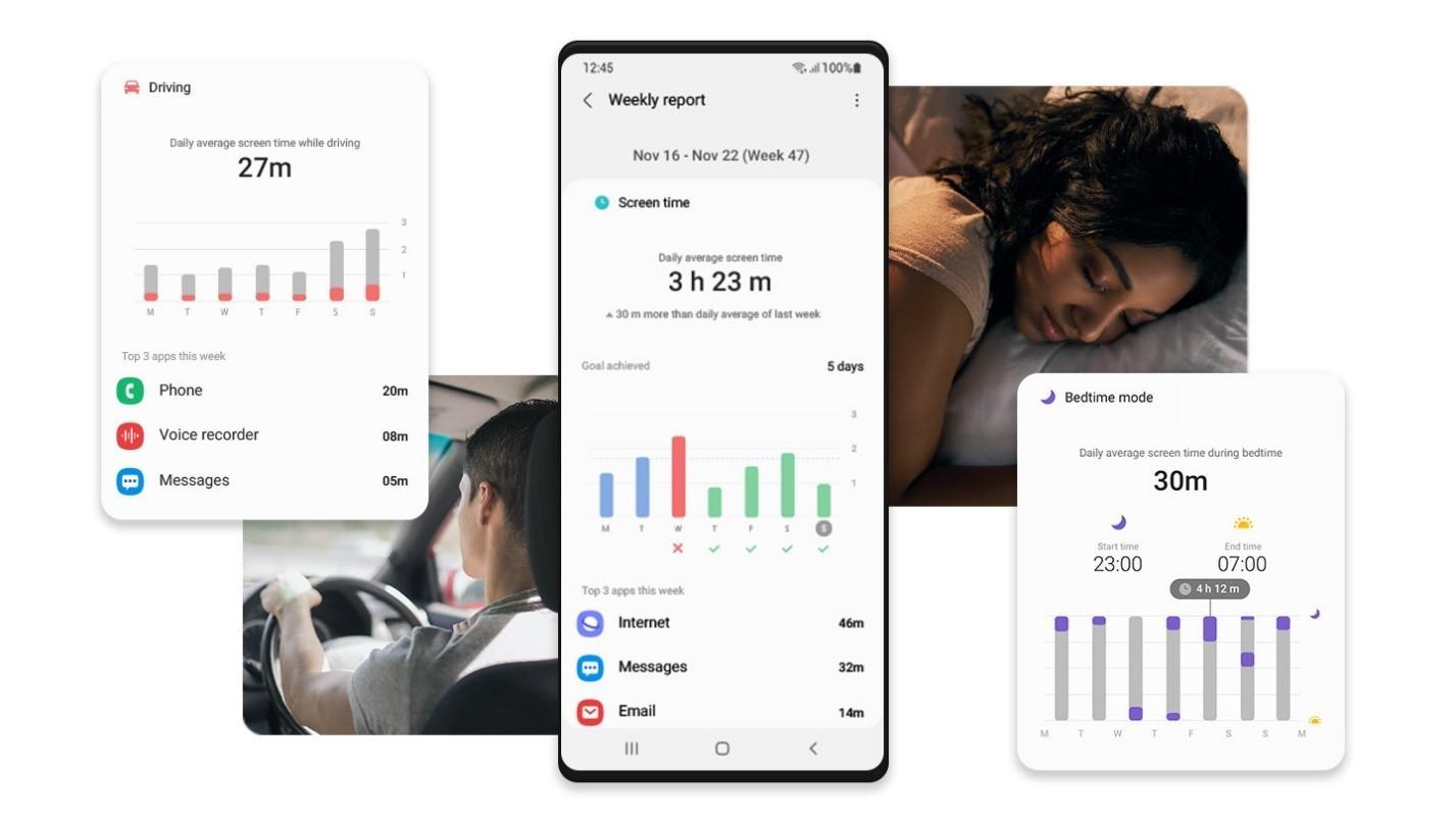 Samsung раздаст One UI4.0 на44 смартфона