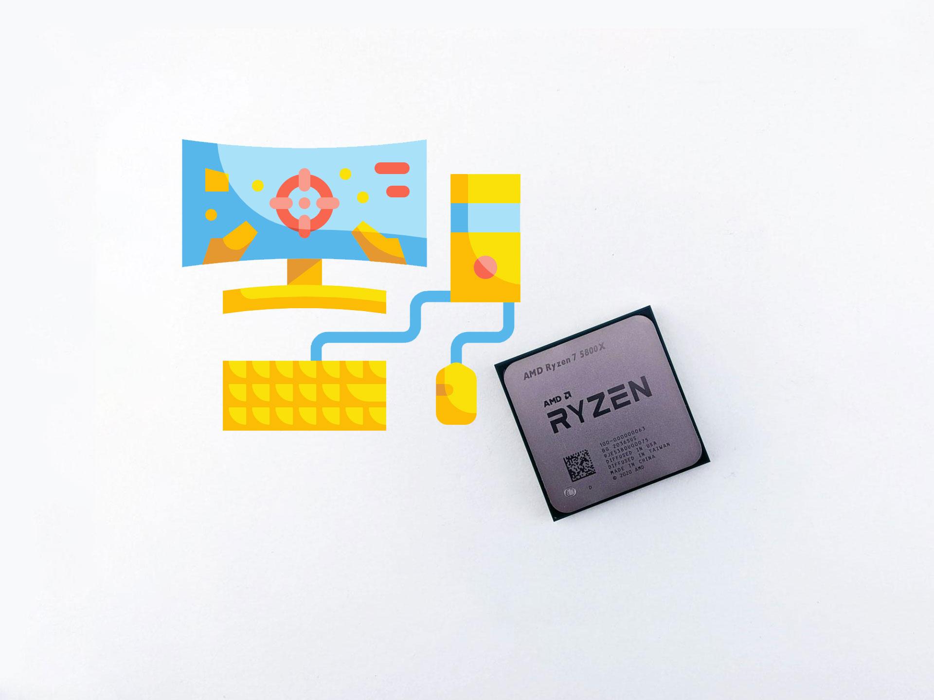 Что может AMD Ryzen 7 5800X: тестирование в 25 играх
