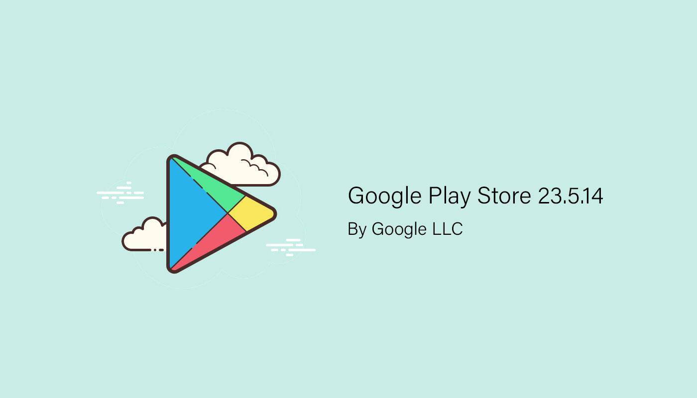 Google Play Store обновился доверсии 23.5.14, инам пора. Скачиваем