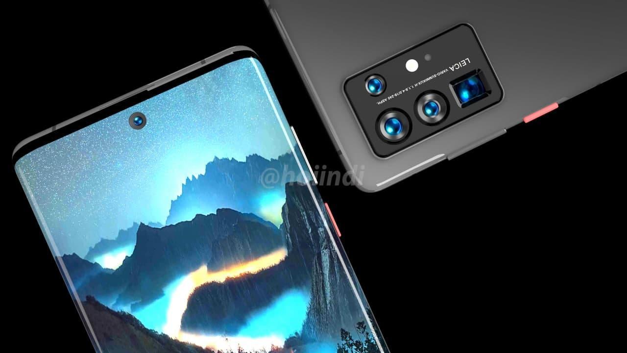 Huawei P50 Pro может получить 200-кратный зум и120 Гцэкрана