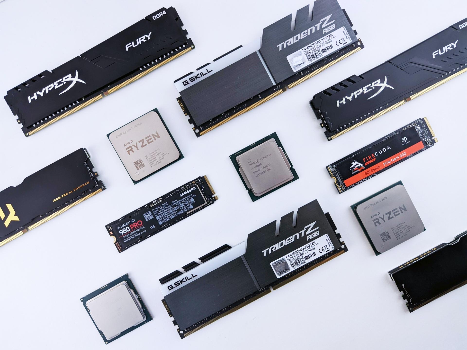 Лучшая оперативная память 2021 года: выбираемсверхбыстрые модули