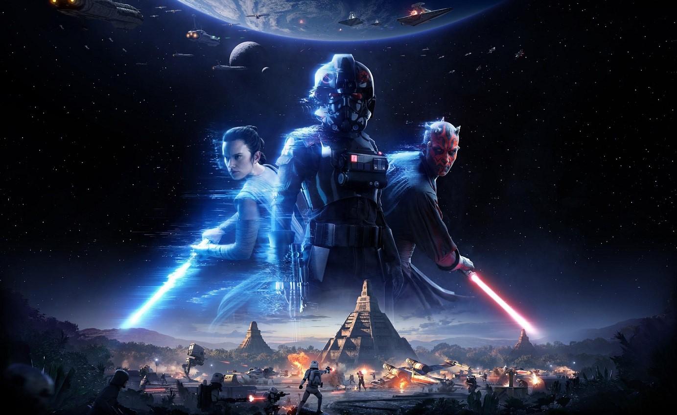 Наследующей неделе состоится бесплатная раздача Star Wars: Battlefront 2 для ПК