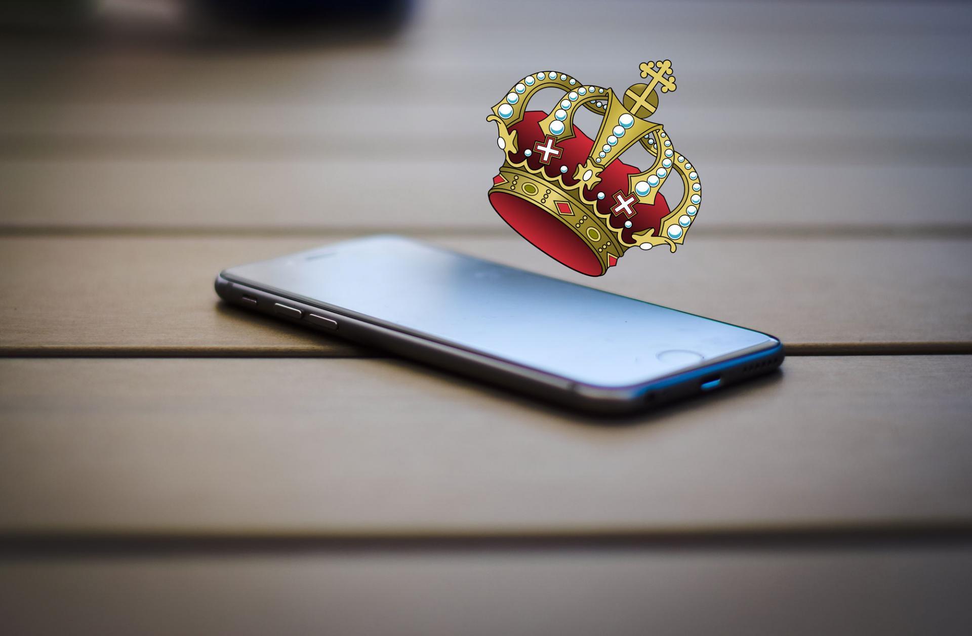 Названы самые мощные смартфоны декабря в России и мире