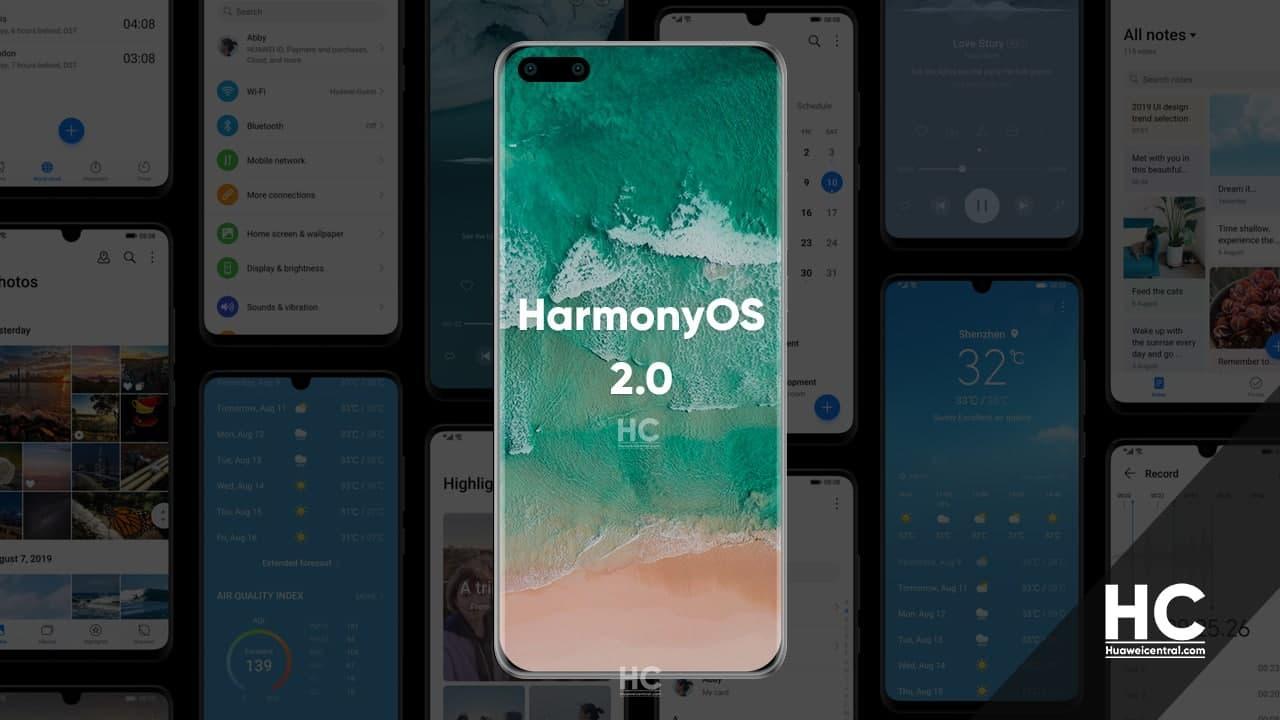 Получатли смартфоны Honor операционку Harmony OS?