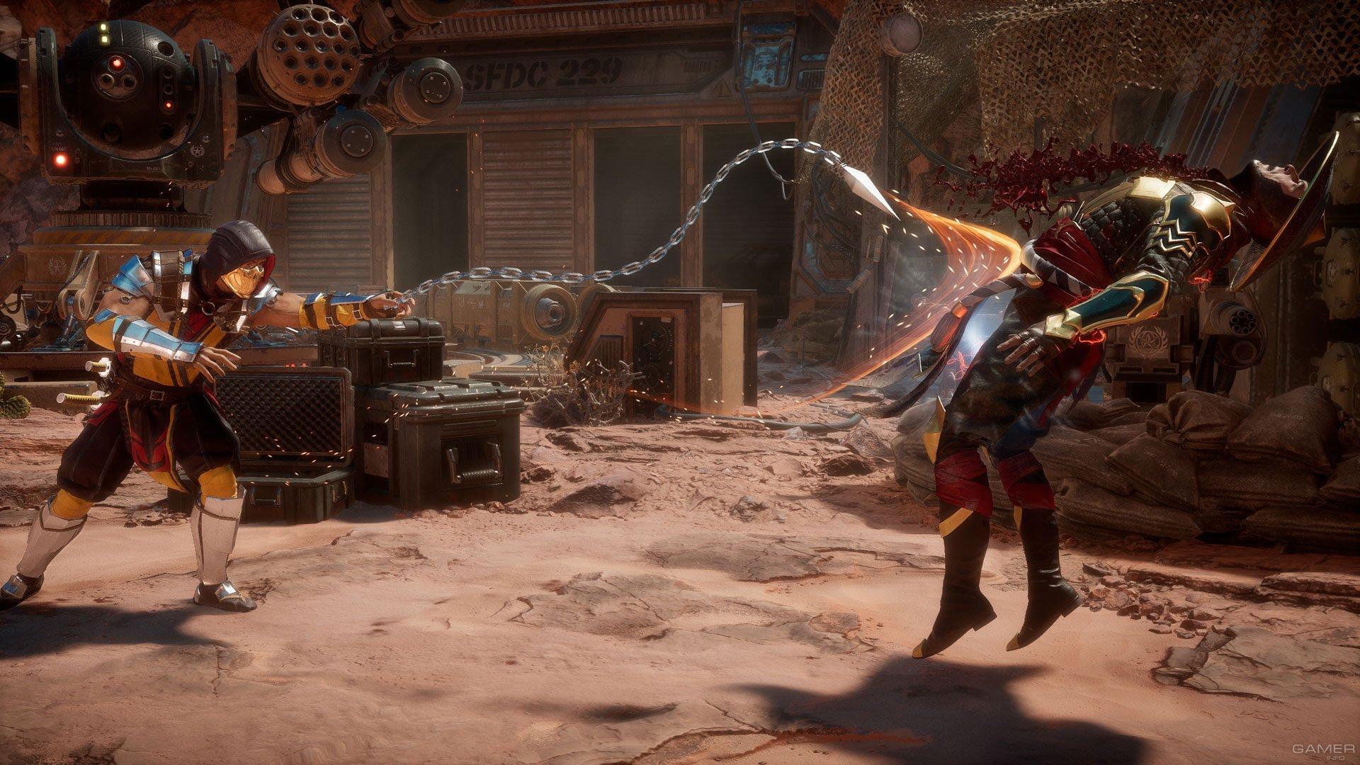 Разработчики Mortal Kombat 11 составили рейтинг, куда попало самое жуткое фаталити