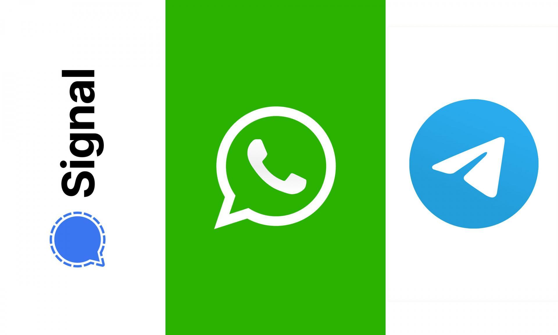 Signal превосходит побезопасностиWhatsApp или Telegram – ивот почему