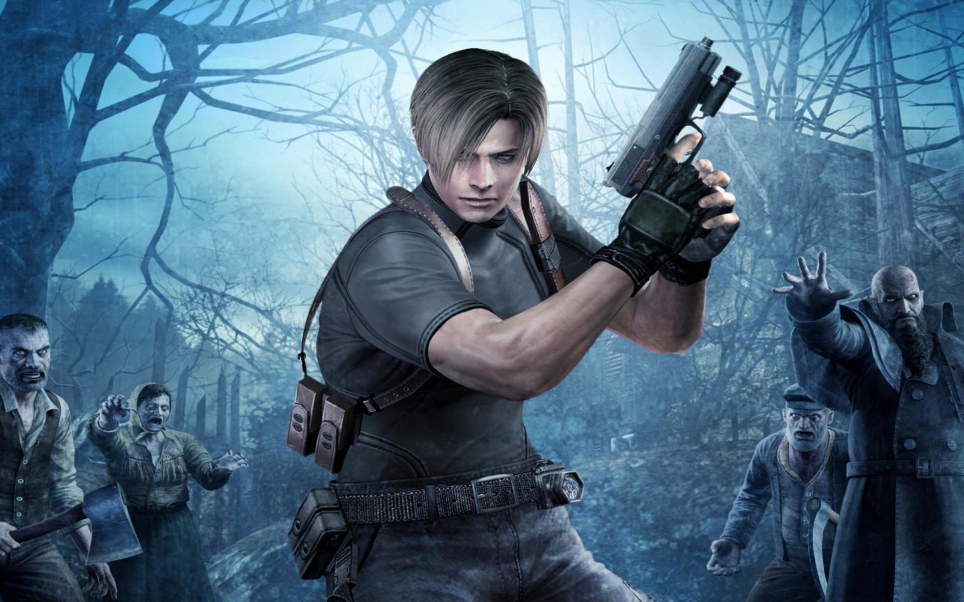 Уремейка Resident Evil 4 возникли проблемы. Проект частичноперезапустили