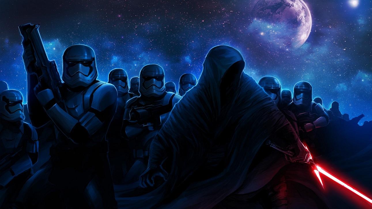 Ubisoft разрабатывает игру поЗвездным войнам соткрытым миром. Авторами выступают создатели The Division