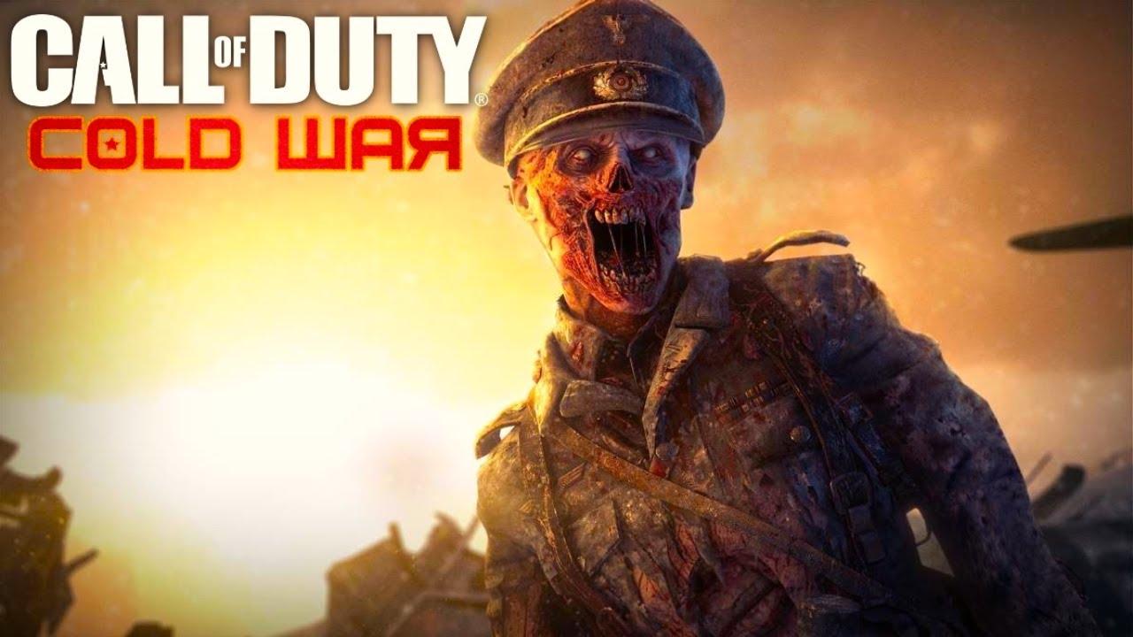 ВCall ofDuty: Black Ops Cold War будетбесплатный зомби-режим. Правда всего нанеделю