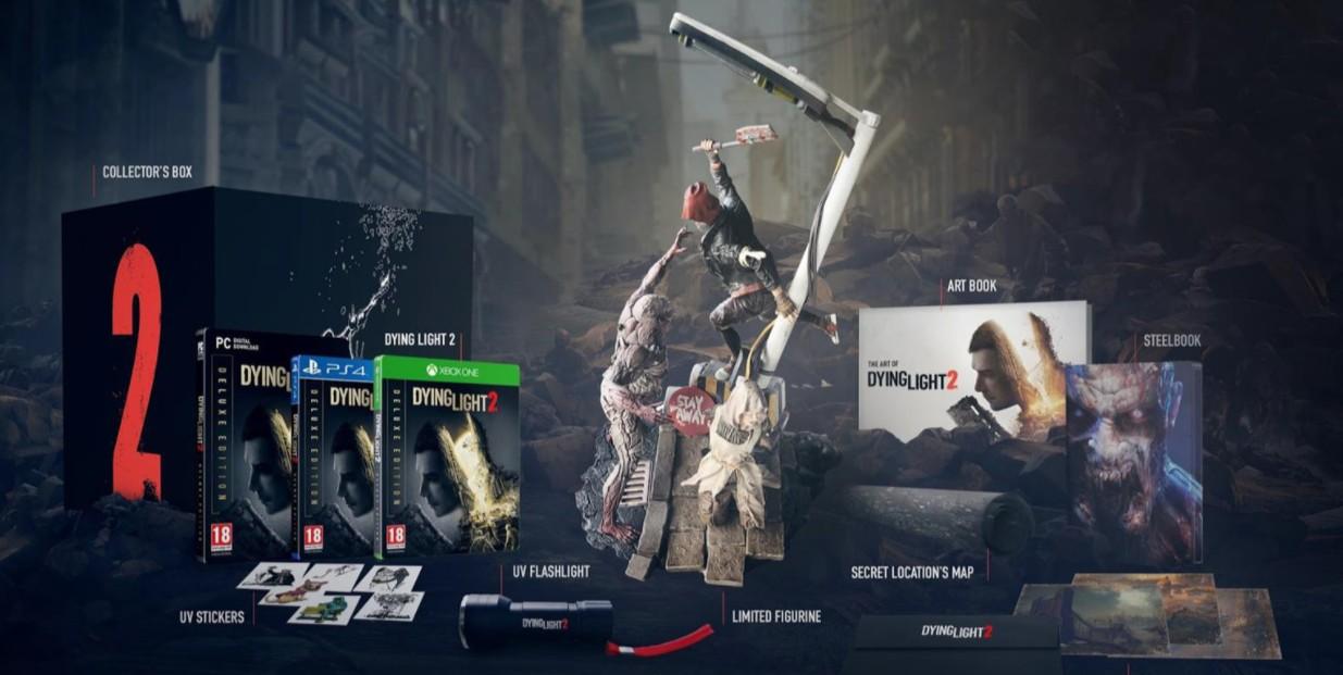 Всети появилось изображение коллекционного издания Dying Light 2. Неужели игру все-таки выпустят?