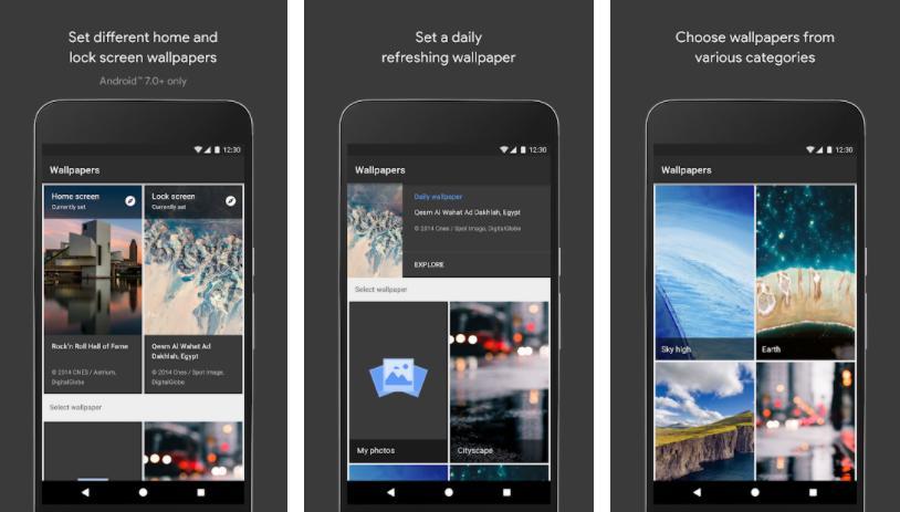 Выбираем лучшее: приложения для автоматической смены обоев насмартфоне