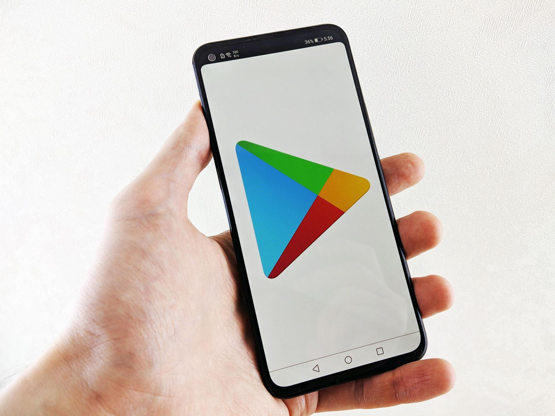 Вышло обновление Google Play Store 23.7.11