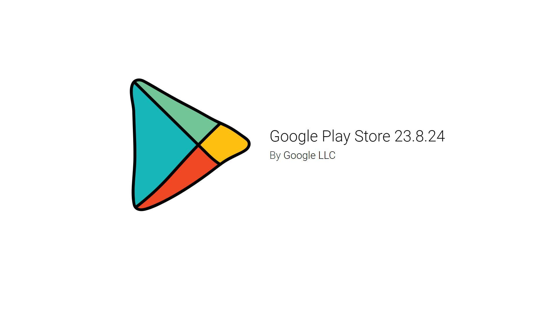 Вышло обновление Play Store 23.8.24. Даём ссылку назагрузку