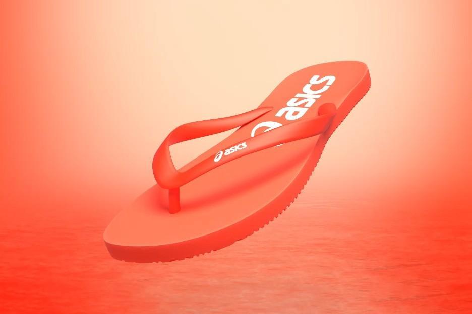 ASICS выпускает коллекцию Sunrise Red вформате NFT