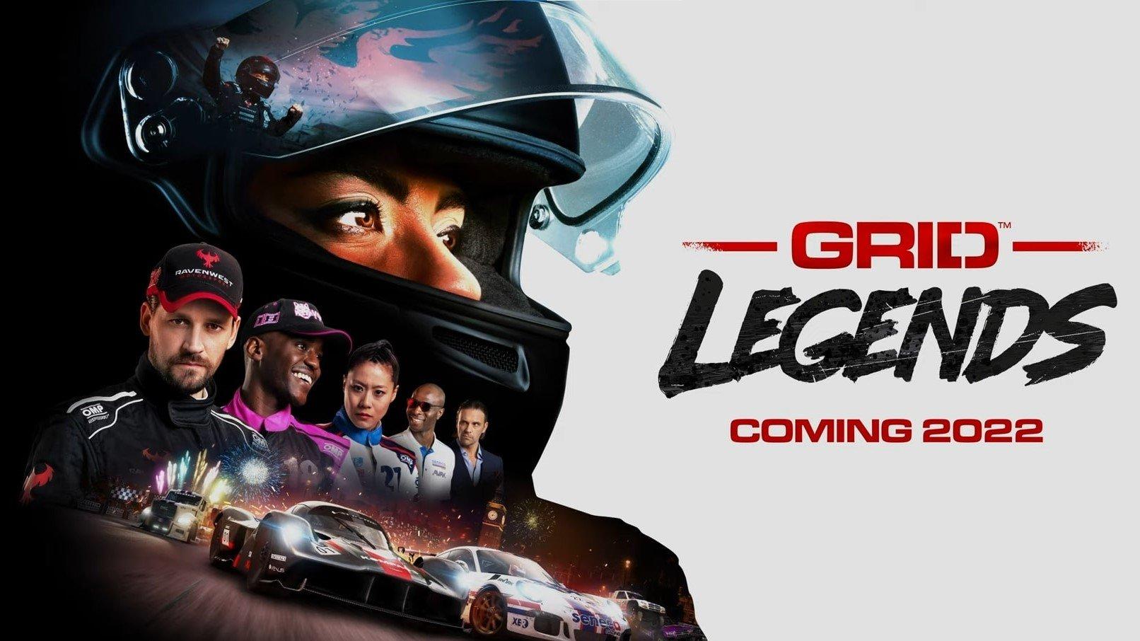 Codemasters анонсировала GRID Legends