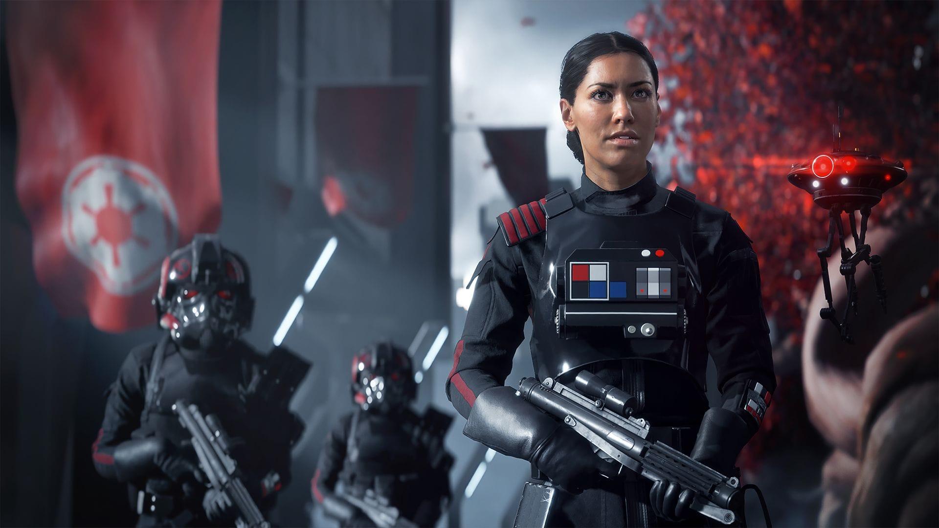 EMPRESS взломала Star Wars: Battlefront 2