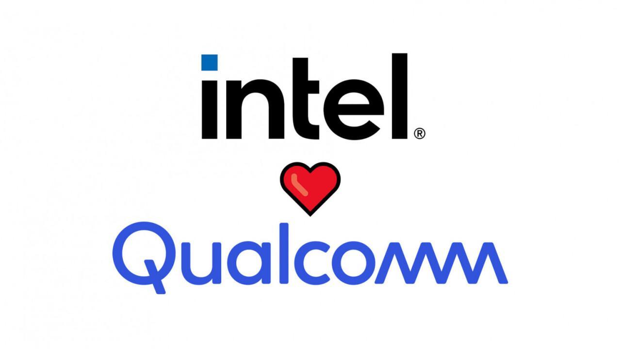 Intel будет производить чипы для Qualcomm