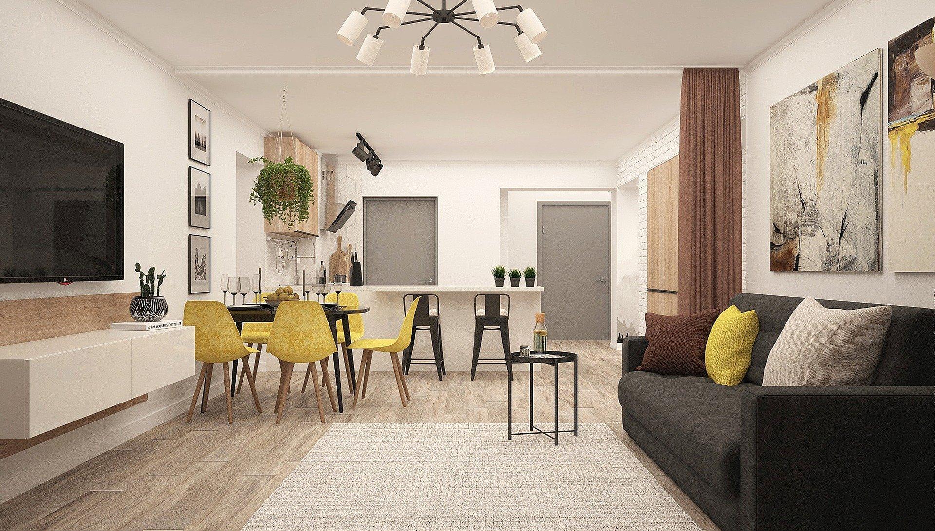 Квартиры-студии навторичном рынке: оплюсах недвижимости