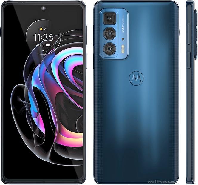 Motorola анонсировала премиальный флагман Edge 20 Pro