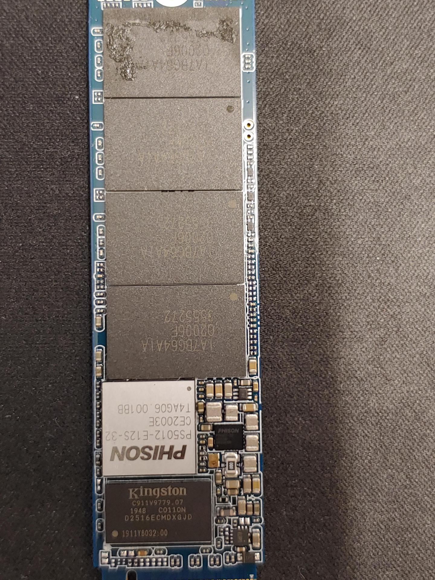 Patriot Memory застукали наподмене компонентов SSD