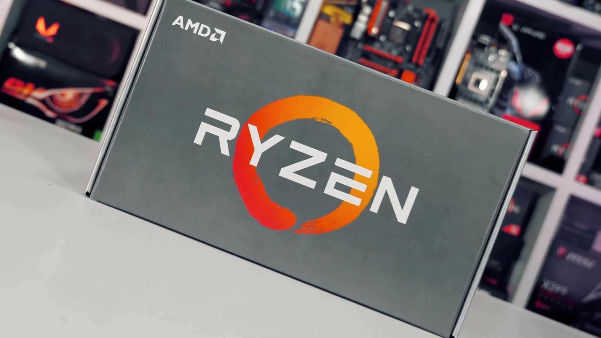 Процессоры AMD Ryzen 6000 могут быть ограничены 16 ядрами