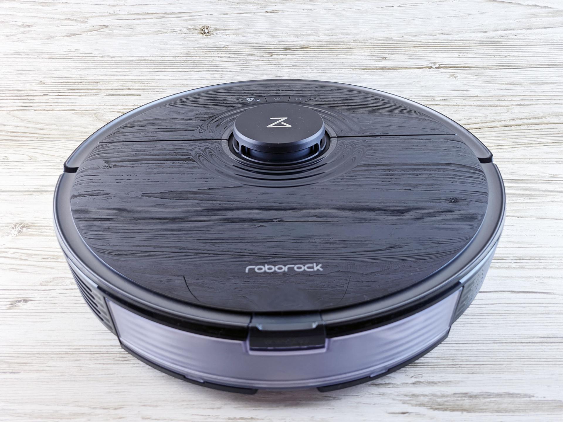 Тест-драйв робота-пылесоса Roborock S7