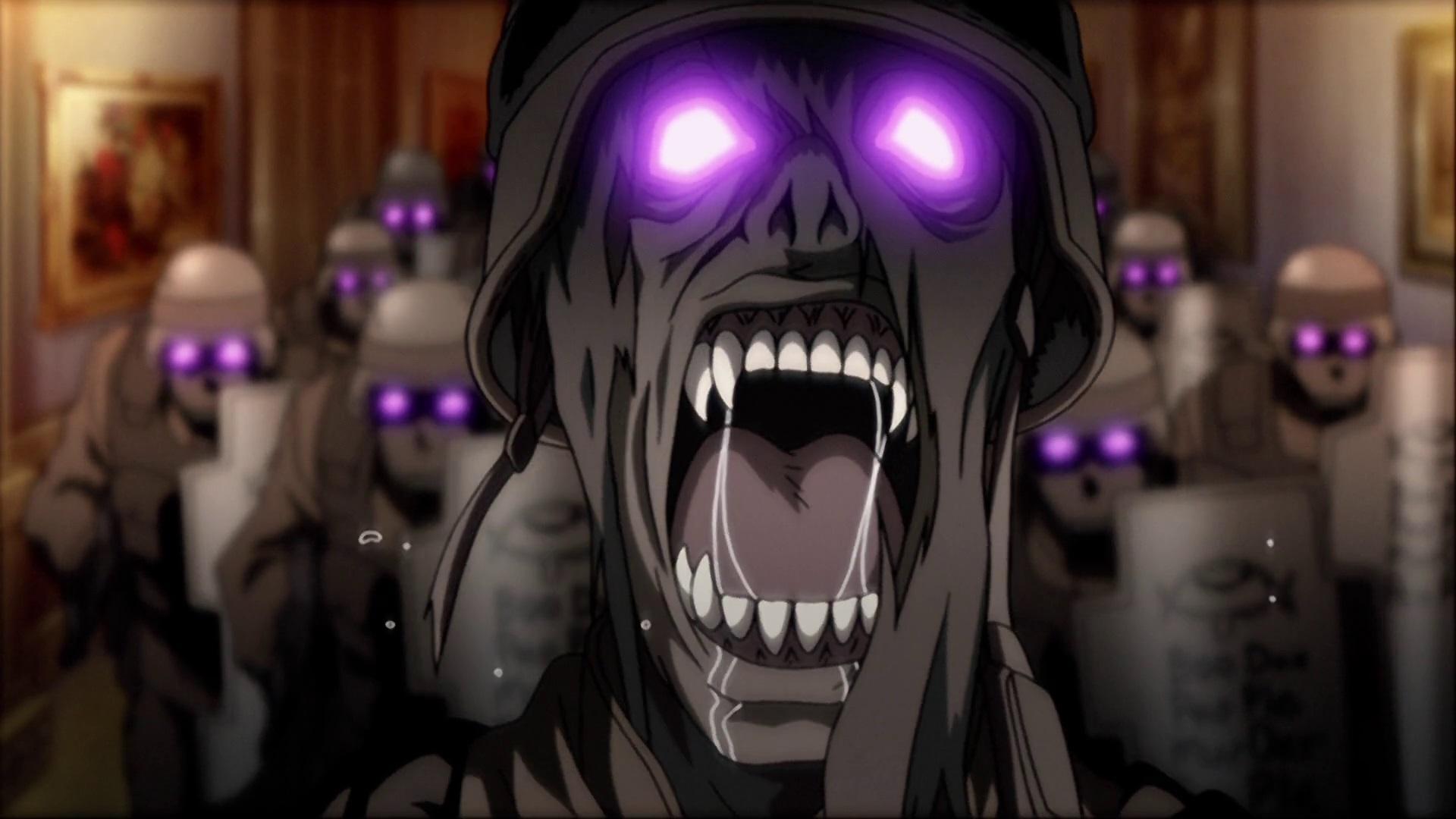 ТОП-7 аниме про зомбаков