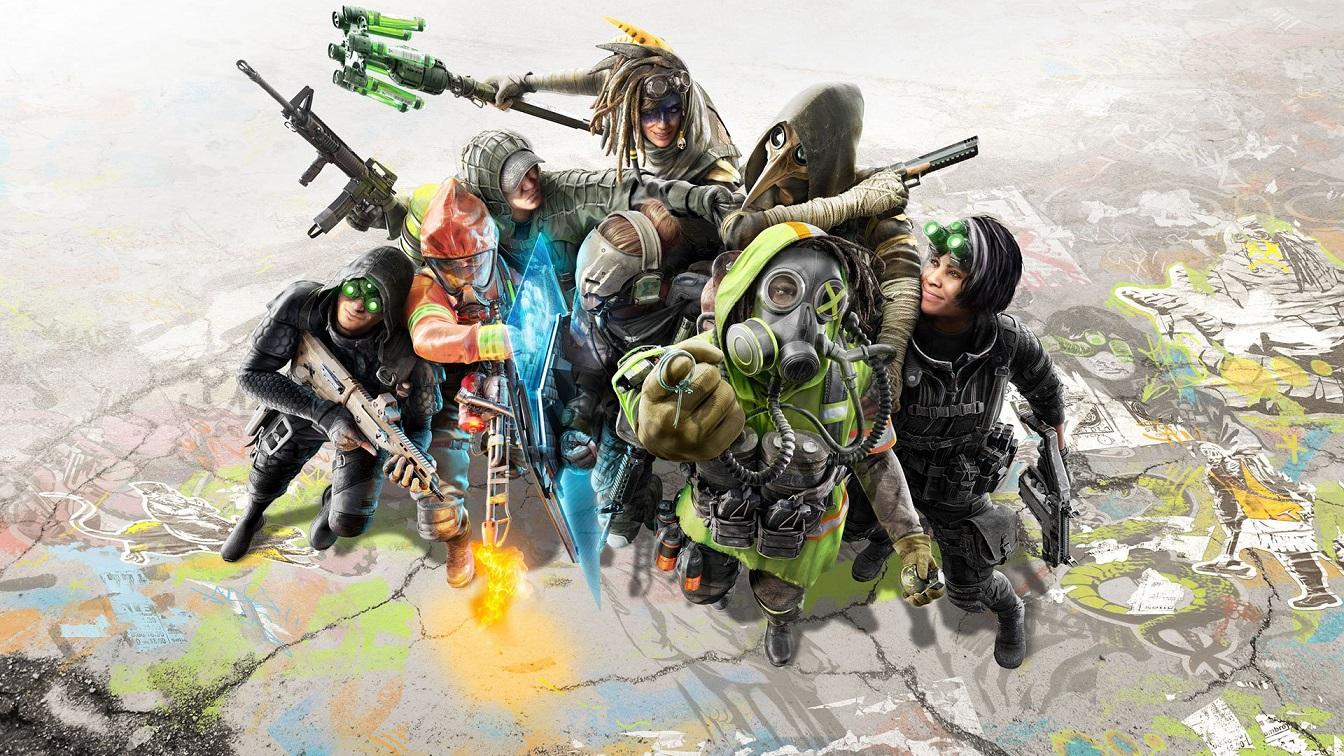 Ubisoft анонсировала условно-бесплатный сетевой шутер Tom Clancy's XDefiant