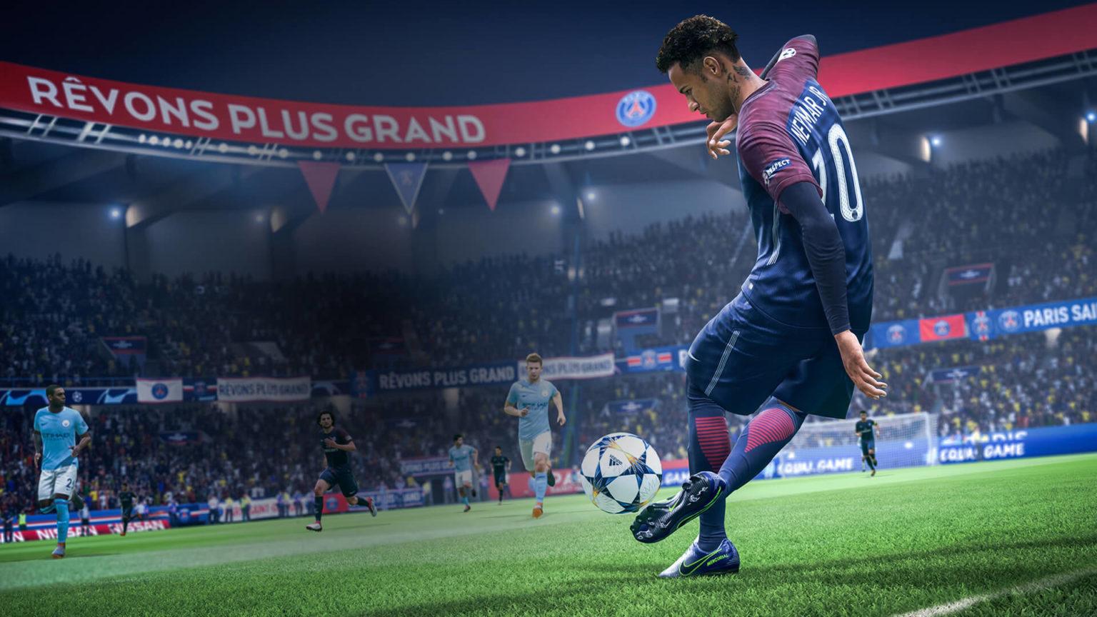 В новом трейлере FIFA 22 показали новый уровень ИИ