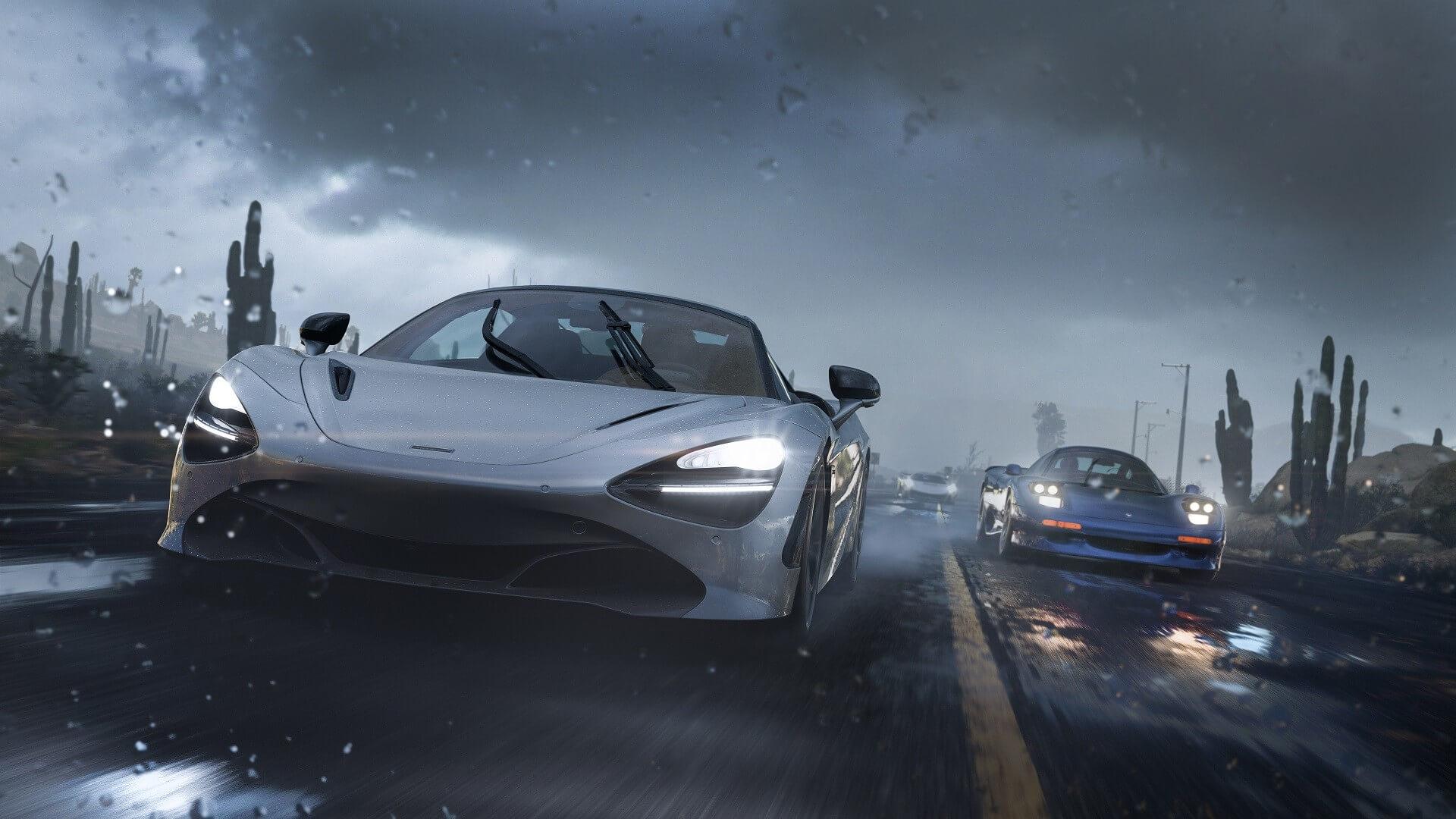 Для Forza Horizon 5 стала известна дата выхода. Разработчики показали и геймплейное видео игры