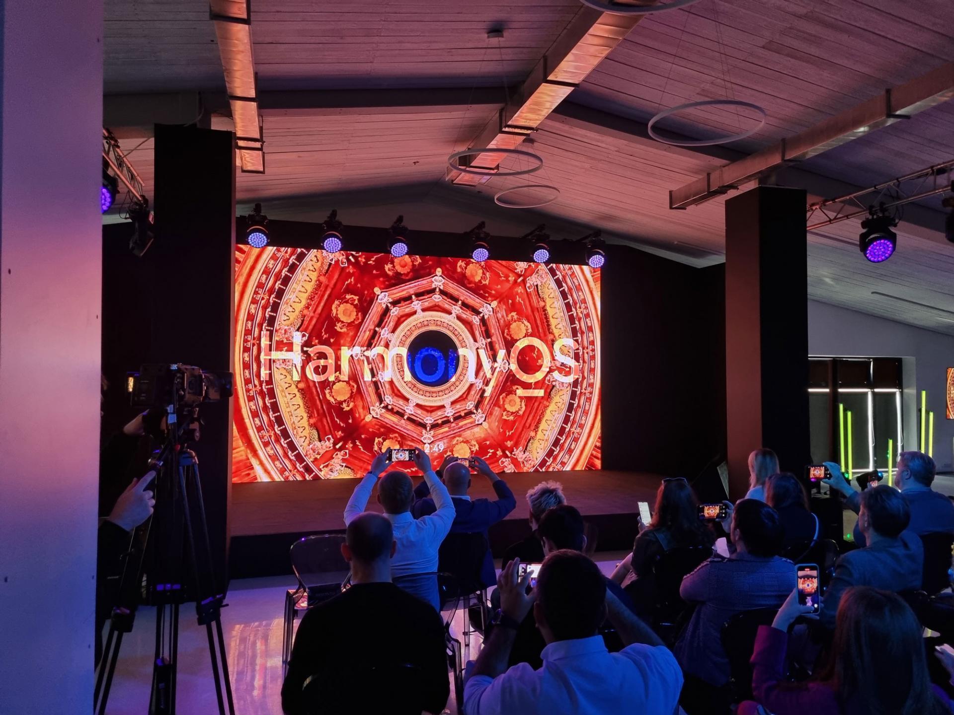 HUAWEI выводит на рынок новую продукцию на базе HUAWEI HarmonyOS 2