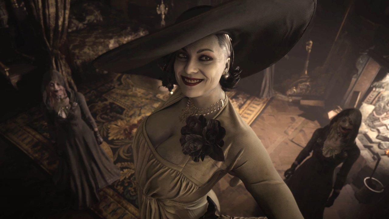 Леди Димитреску из Resident Evil Village сделали принцессой Диснея. Выглядит очень мило