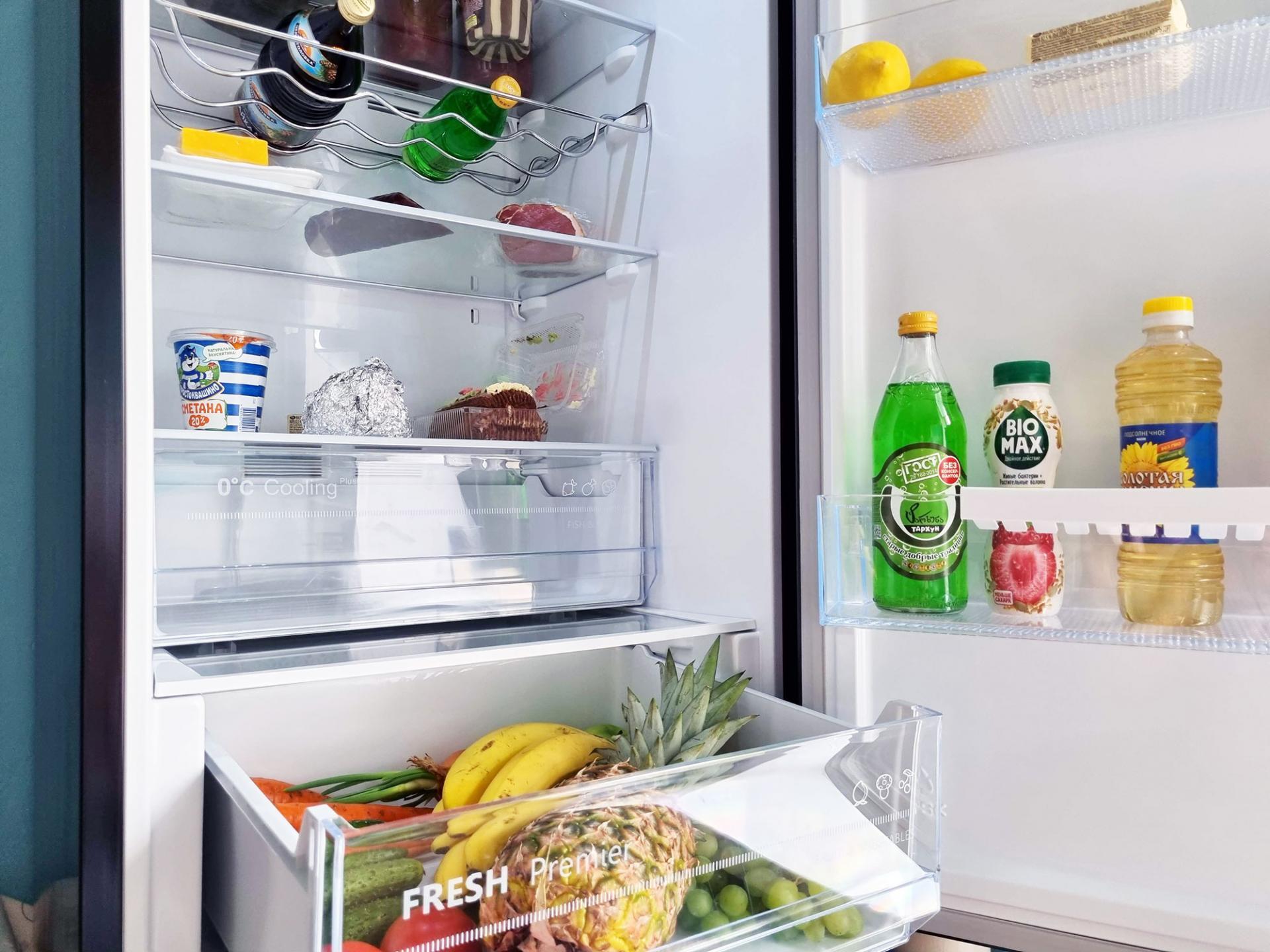 Тест-драйв холодильника Hisense RB-438N4FB1