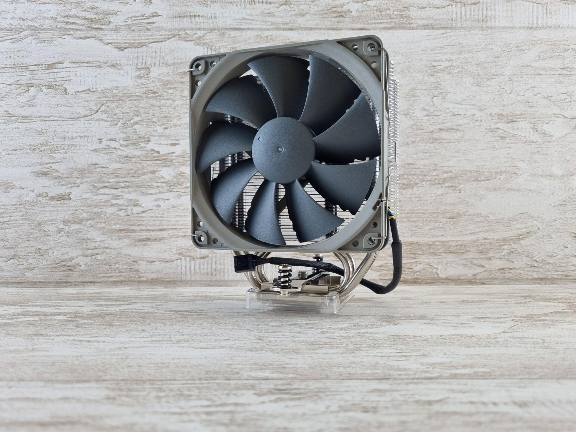 Тест-драйв кулера Noctua NH-U12S Redux напримере Intel Core i5-11400