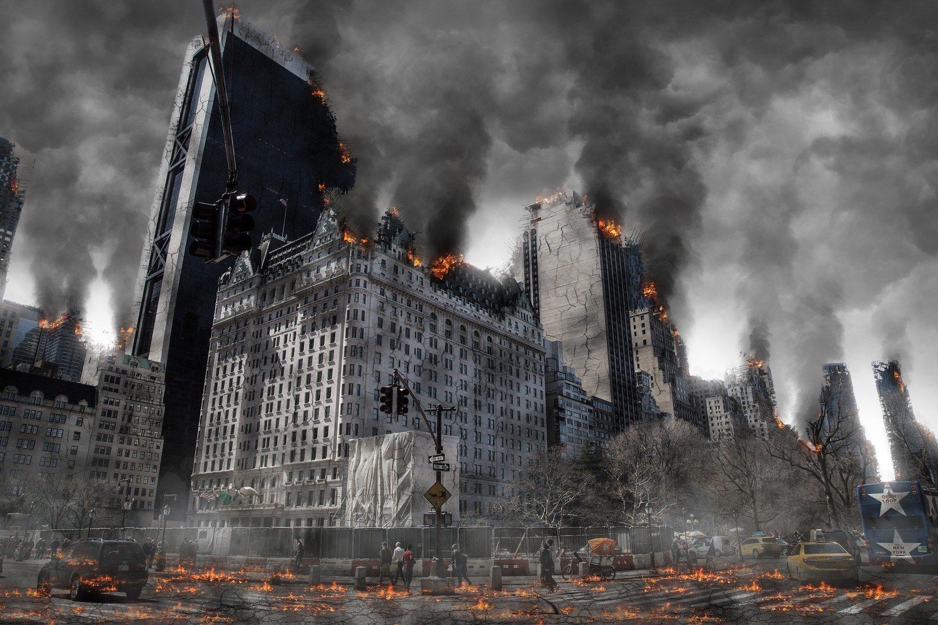 ТОП-10 нетипичных фильмов про постапокалипсис игибель всего живого