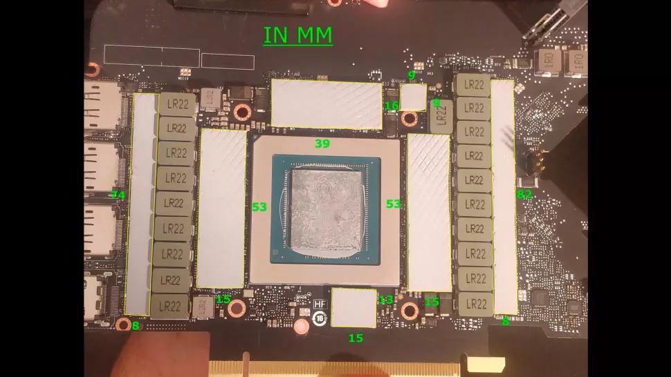GeForce RTX 3090 удалось охладить на 25 градусов простой модификацией