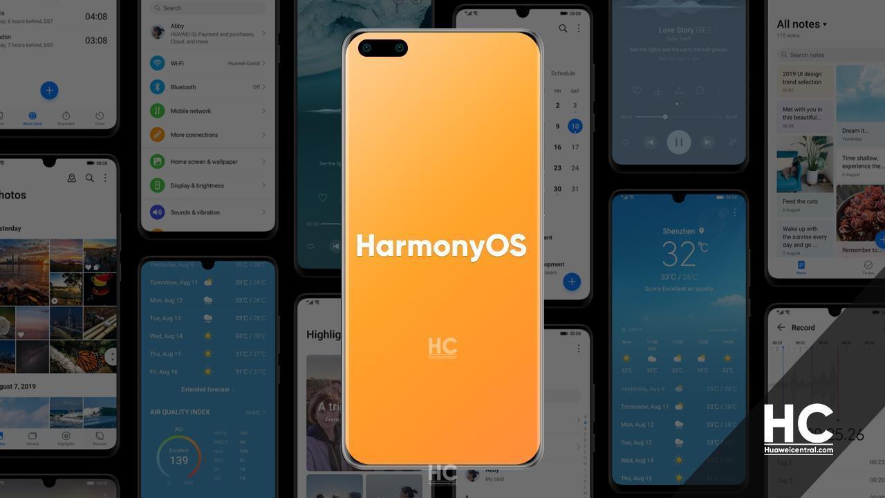 Harmony OS3.0 Beta готовится убивать Android