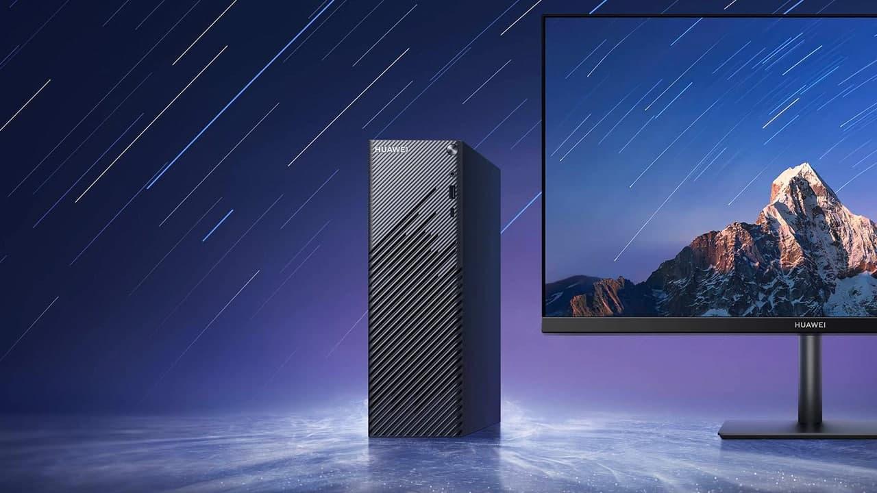 Huawei скоро запустит впродажу первый настольный ПКMate Station S