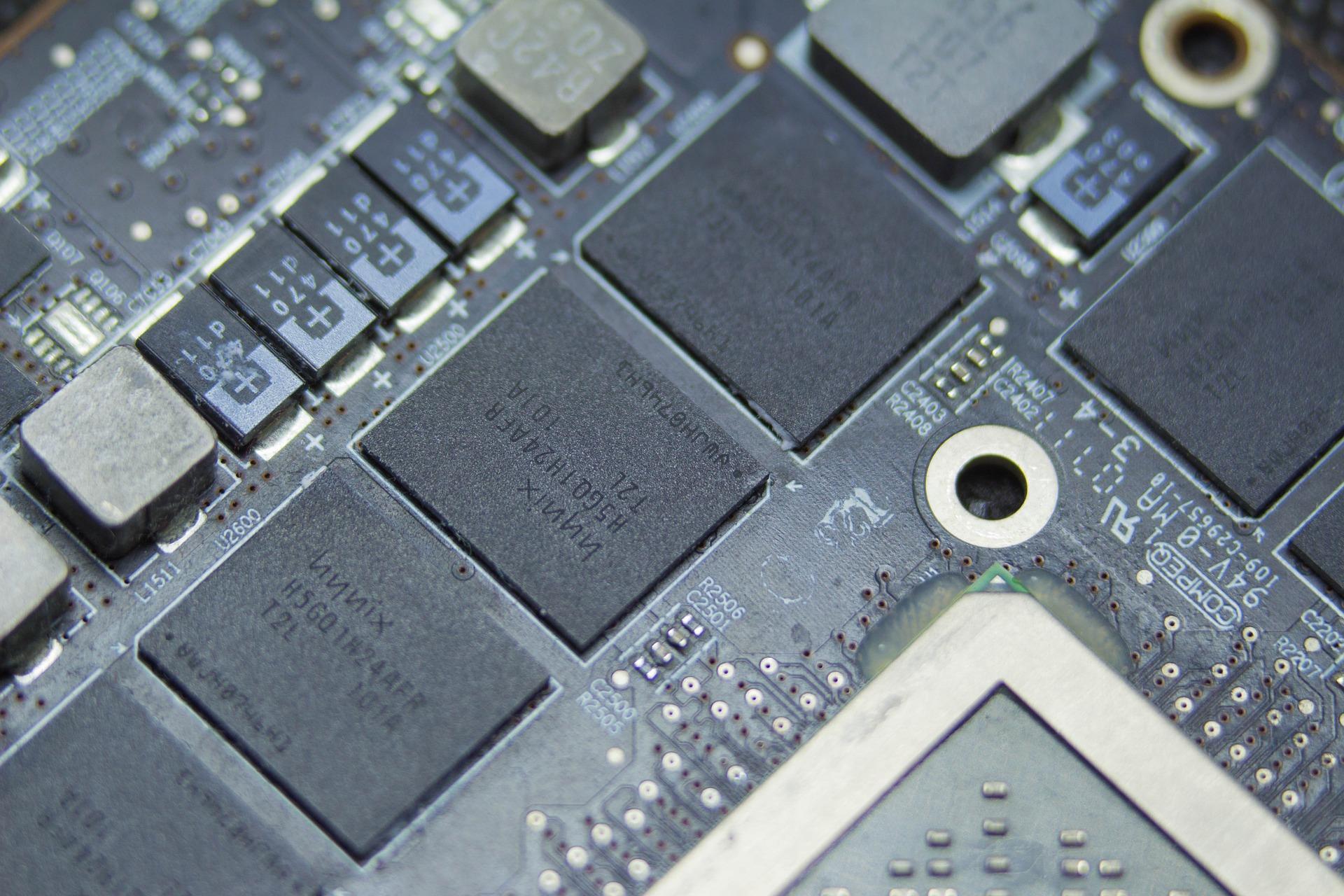 Процессоры иоперативная память могут стать единым устройством
